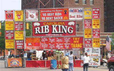 Carolina Rib King