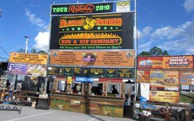 Blazin Bronco BBQ & Rib Co.