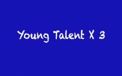 Young Talent X 3